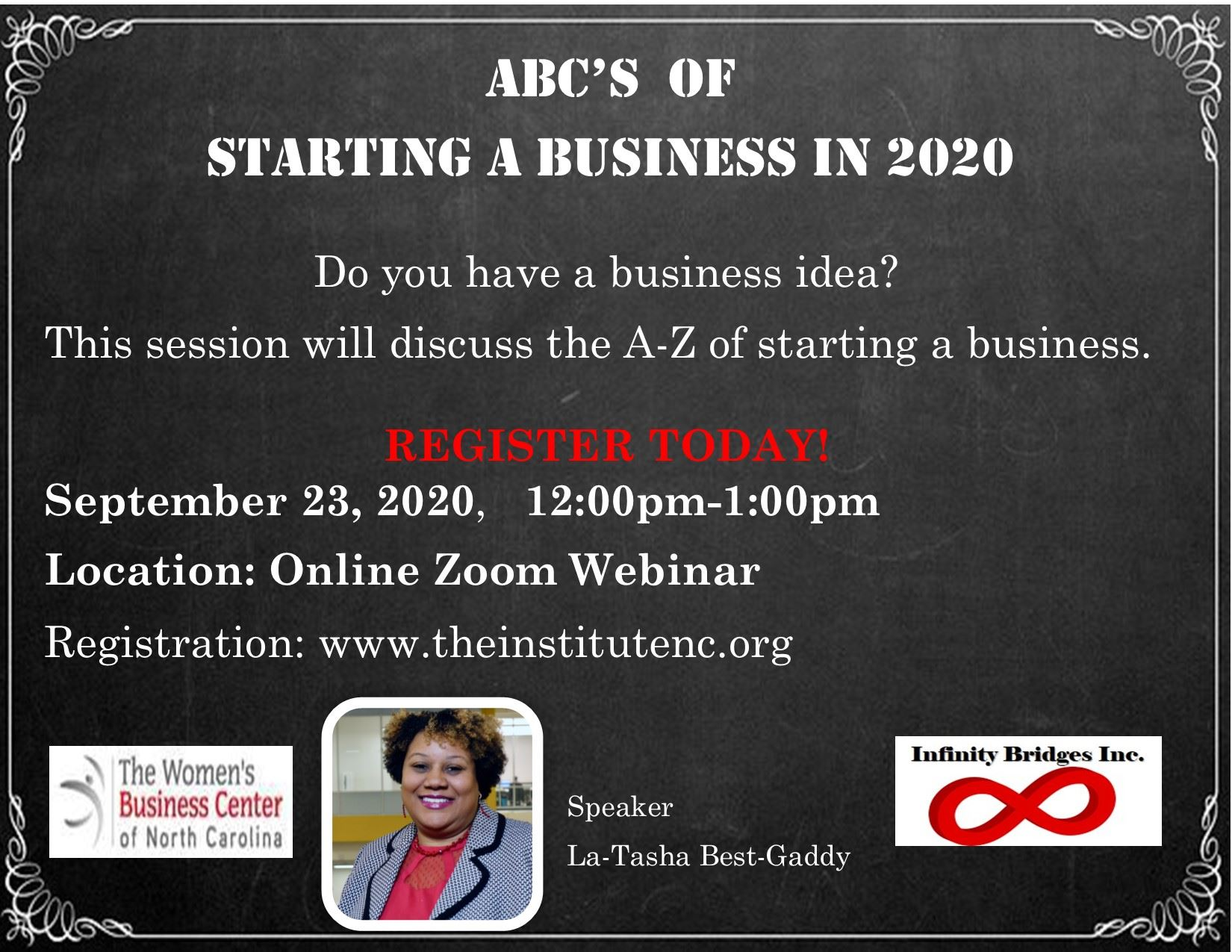 ABC of Starting a Business 2020 marketing